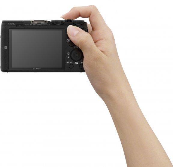 Sony DSC-HX60V kompaktikamera, kuva 6