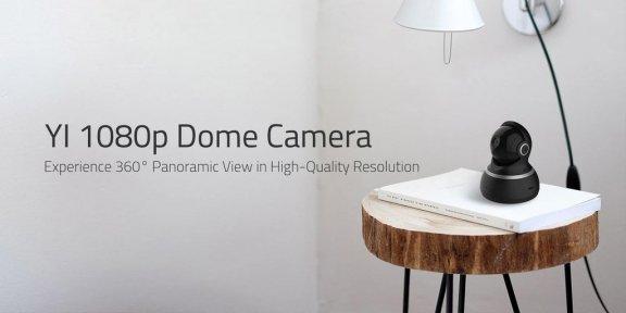 Yi 1080p Dome -valvontakamera, musta, kuva 11