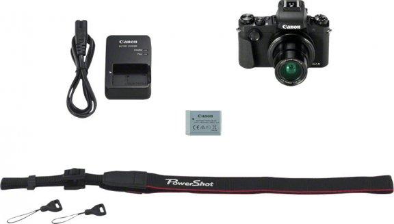 Canon PowerShot G1 X Mark III -kamera, kuva 5