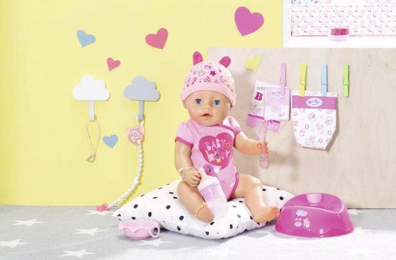Baby Born -vauvanukke, interaktiivinen, kuva 2