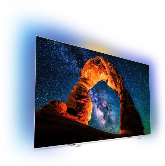 "Philips 55OLED803 55"" Smart Android 4K Ultra HD OLED -televisio, kuva 2"