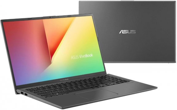 Asus VivoBook 15 -kannettava, Win 10