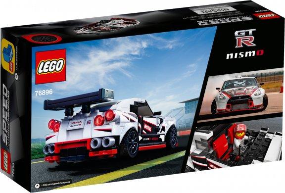 LEGO Speed Champions 76896 - Nissan GT-R NISMO, kuva 2