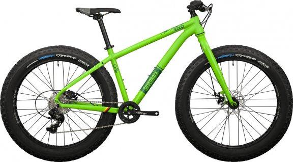 Silverback Scoop Sport -fatbike, L/480 mm