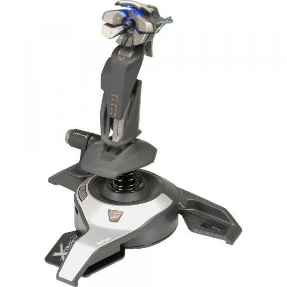 Saitek Cyborg F.L.Y 5 Flight Stick -peliohjain, PC, kuva 2