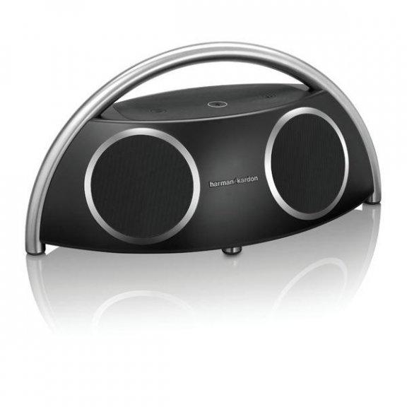 Harman/Kardon Go+Play Wireless Bluetooth-kaiutin, musta