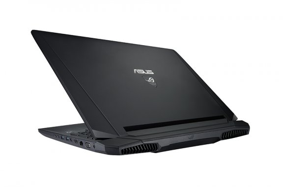 """Asus G750JW 17.3"""" FHD/i7-4700HQ/GTX 765M/8GB/750GB/Windows 8 64-bit -kannettava tietokone, kuva 7"""