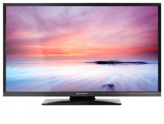 "ProCaster LE-40F405 40"" Full HD LED-televisio, 200 Hz, USB-PVR, DVB-T2"