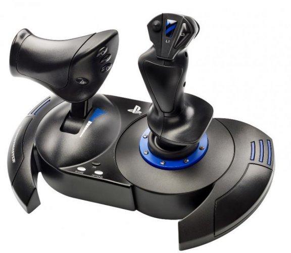 Thrustmaster T Flight HOTAS 4 -peliohjain, PC / PS4