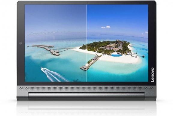 "Lenovo Yoga Tab3 Plus 10,1"" LTE -tablet, musta"
