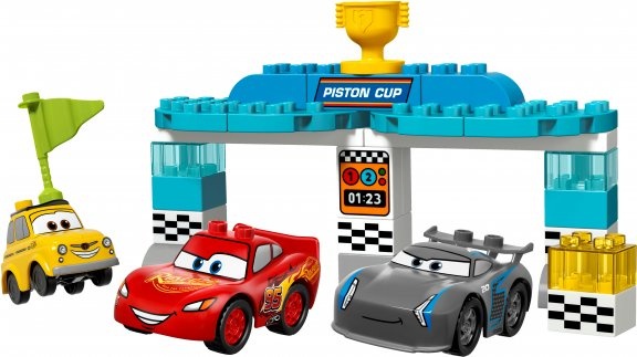 LEGO DUPLO Cars 10857 - Piston Cup -kisa, kuva 3