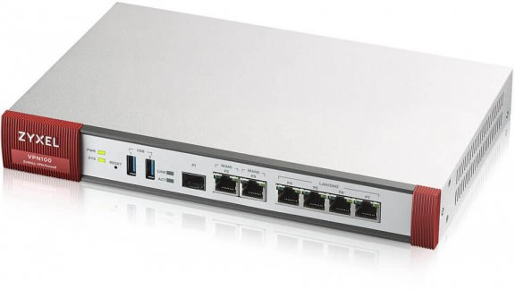 ZyXEL ZyWALL VPN100 -VPN -palomuuri