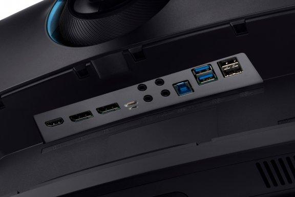 "Samsung Odyssey C49RG90 49"" -pelinäyttö, kuva 5"