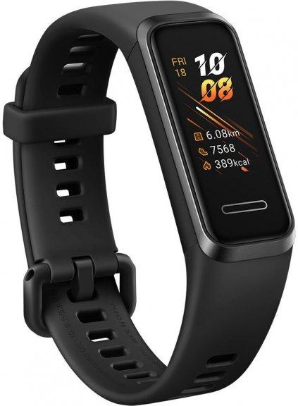 Huawei Band 4 -aktiivisuusranneke , musta, kuva 2