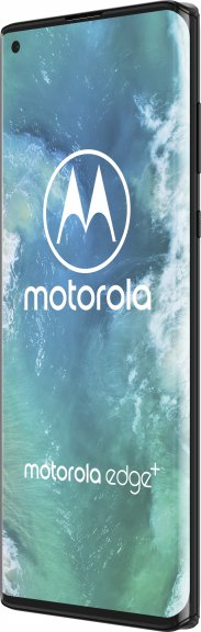 Motorola Edge+ 5G -Android-puhelin, harmaa, kuva 3