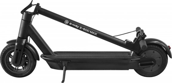 E-Way E-600 max -sähköpotkulauta, musta, kuva 4