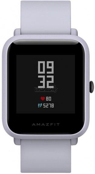 Amazfit Bip -älykello, valkoinen