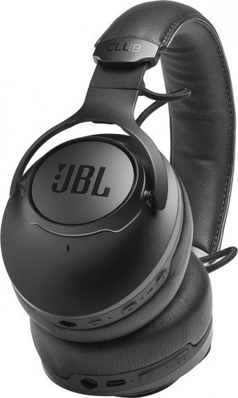 JBL Club ONE -langattomat vastamelukuulokkeet, musta, kuva 3