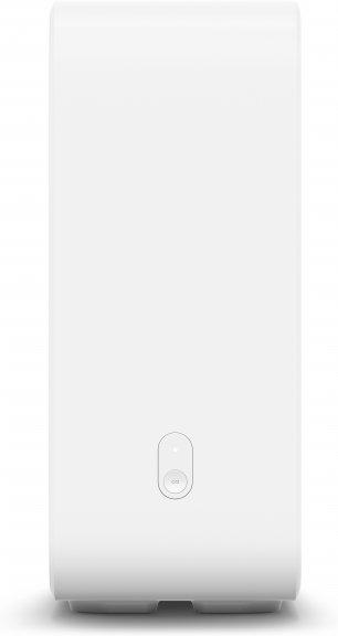 Sonos Sub -subwoofer, kiiltävä valkoinen, kuva 3