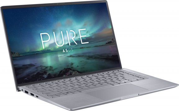 """Asus ZenBook 14 PURE 14"""" -kannettava, Win 10"""