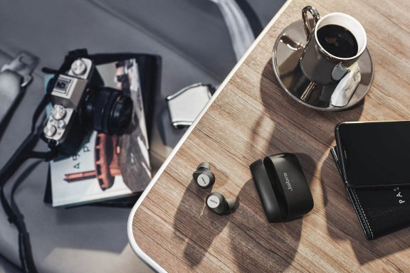 Jabra Elite 85t -Bluetooth-vastamelukuulokkeet, musta/titaani, kuva 6