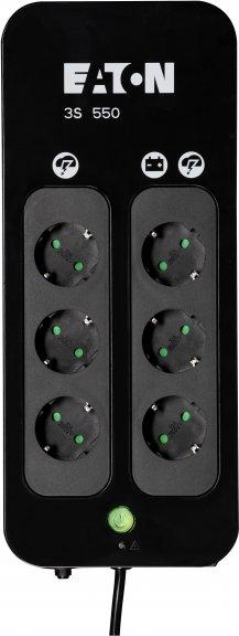 Eaton  3S DIN 550 VA UPS-ylijännitesuoja, kuva 2