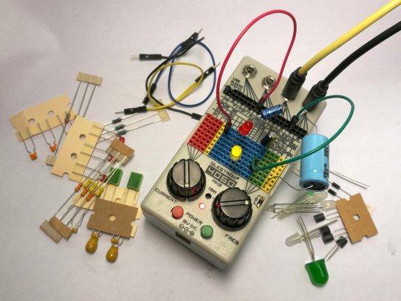 Olegtron 4060 MKII -signaaligeneraattori, kuva 3