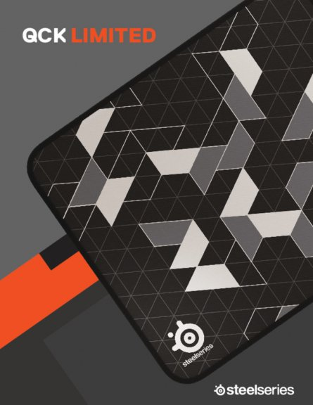SteelSeries QcK Limited -hiirimatto pelaajille, kuva 3