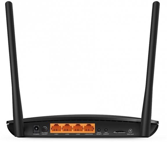 TP-LINK Archer MR400 -LTE-modeemi ja WiFi-tukiasema, kuva 3