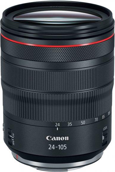 Canon RF 24-105mm f/4L IS USM -objektiivi