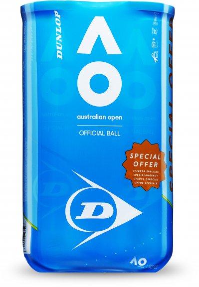 Dunlop Australian Open -tennispallo, 8 kpl