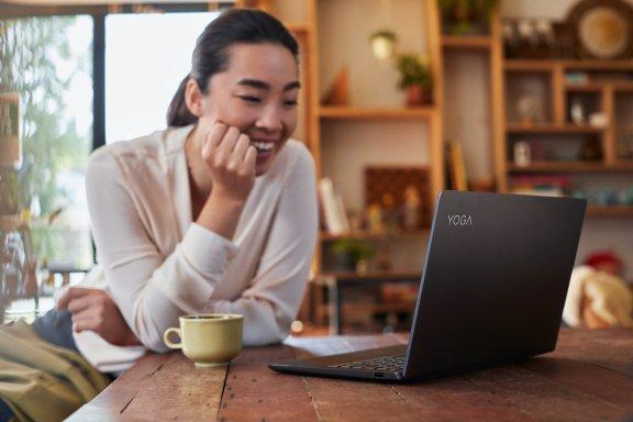 """Lenovo Yoga S740 14"""" -kannettava, Win 10 Pro 64-bit, harmaa, kuva 13"""
