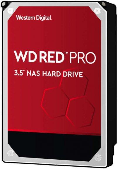 "WD Red Pro 12 Tt SATA-III 256 Mt 3,5"" kiintolevy"