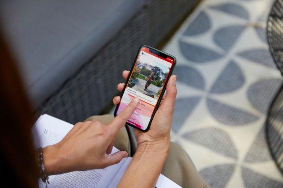 Arlo Essential Video Doorbell -video-ovikello, valkoinen, kuva 12