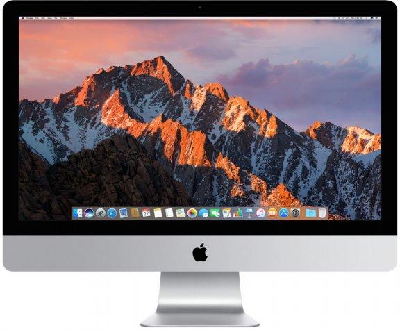 """Apple iMac 27"""" Retina 5K 3,2 GHz 1Tt Fusion Drive -tietokone, MK472"""