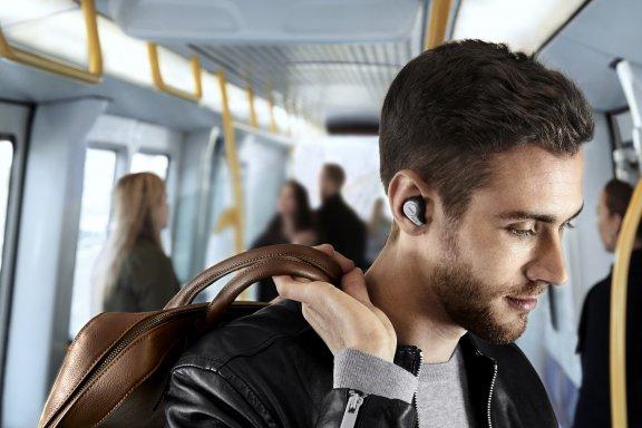 Jabra Elite 65t -Bluetooth-kuulokkeet, musta, kuva 7