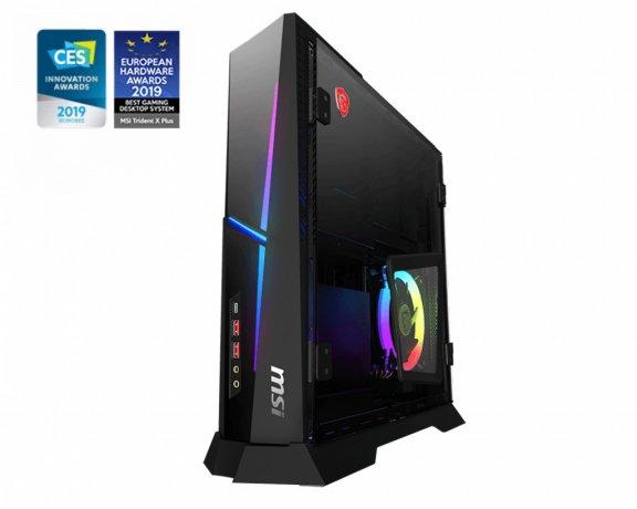 MSI Trident X Plus -pöytäkone, Win 10, kuva 2