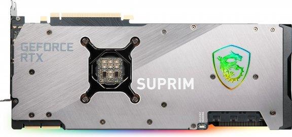 MSI GeForce RTX 3090 SUPRIM X 24G -näytönohjain PCI-e-väylään, kuva 3