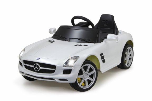 Mercedes Benz Amg >> Mercedes Benz Sls Amg Sahkoauto Valkoinen