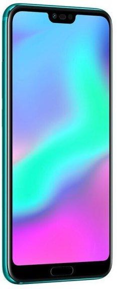 Honor 10 -Android-puhelin Dual-SIM, 128 Gt, vihreä, kuva 3