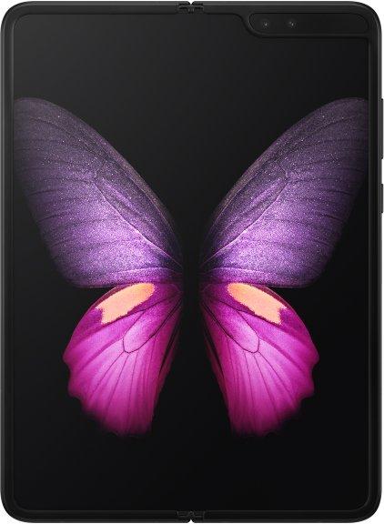 Samsung Galaxy Fold -Android-puhelin, 512 Gt, Cosmos Black, kuva 2