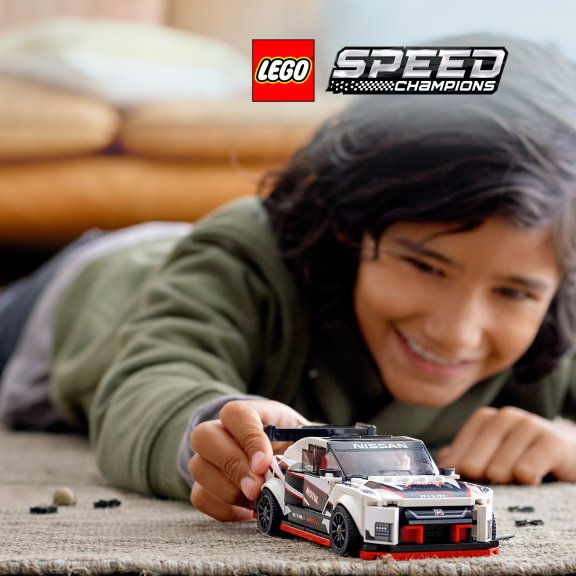 LEGO Speed Champions 76896 - Nissan GT-R NISMO, kuva 8