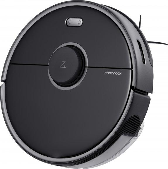 Roborock S5 Max -pölynimurirobotti, musta, kuva 4