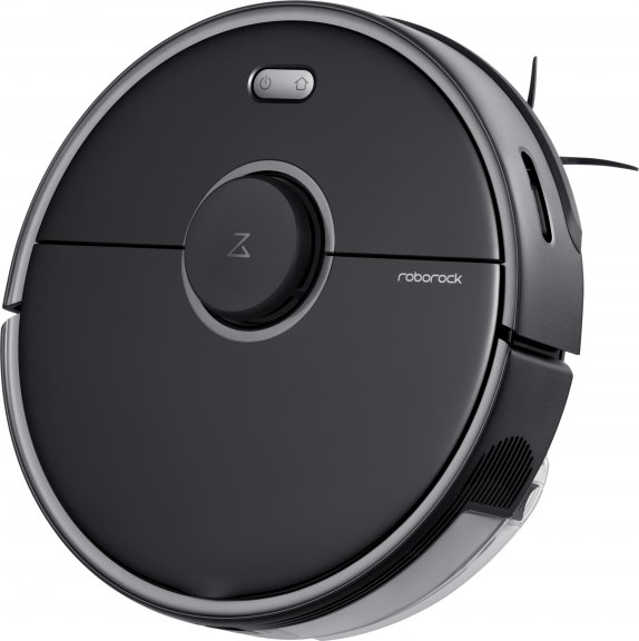 Roborock S5 Max -robotti-imuri, musta, kuva 4