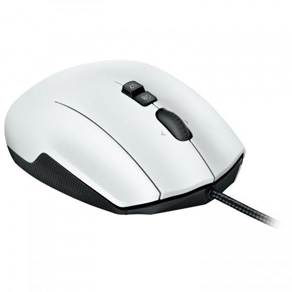Logitech G600 -hiiri, valkoinen, kuva 4