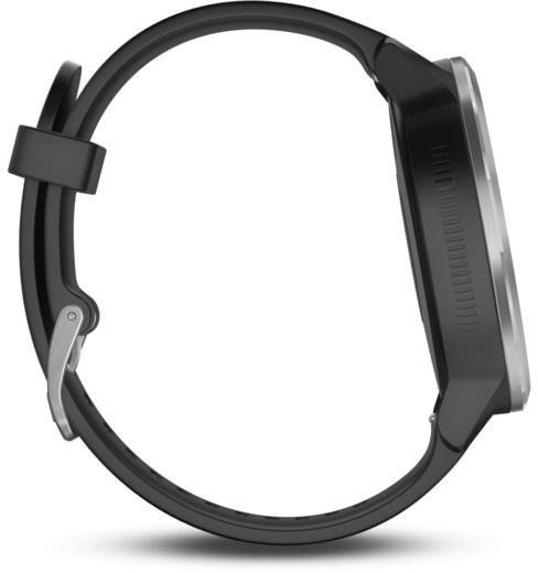 Garmin vivoactive 3 -GPS-älykello, musta, kuva 6