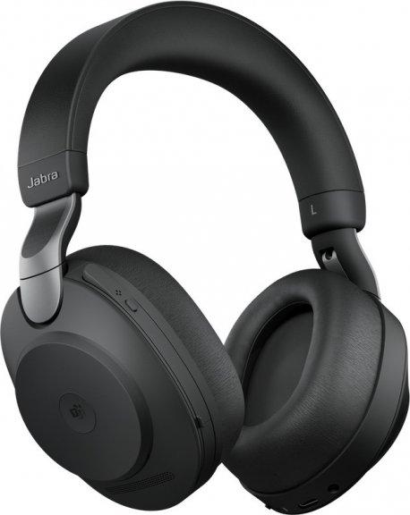 Jabra Evolve2 85 LINK380C MS -langaton headset vastamelutoiminnolla, musta, kuva 3