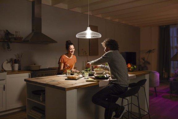 Philips Hue -älylamppu, BT, White, E27, 1600 lm, kuva 20