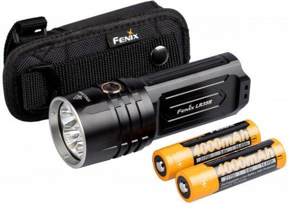 Fenix LR35R -taskulamppu, kuva 2
