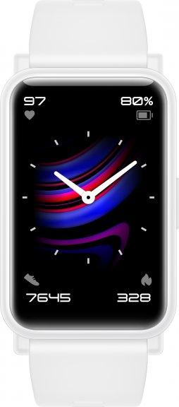 Honor Watch ES -aktiivisuusranneke, valkoinen